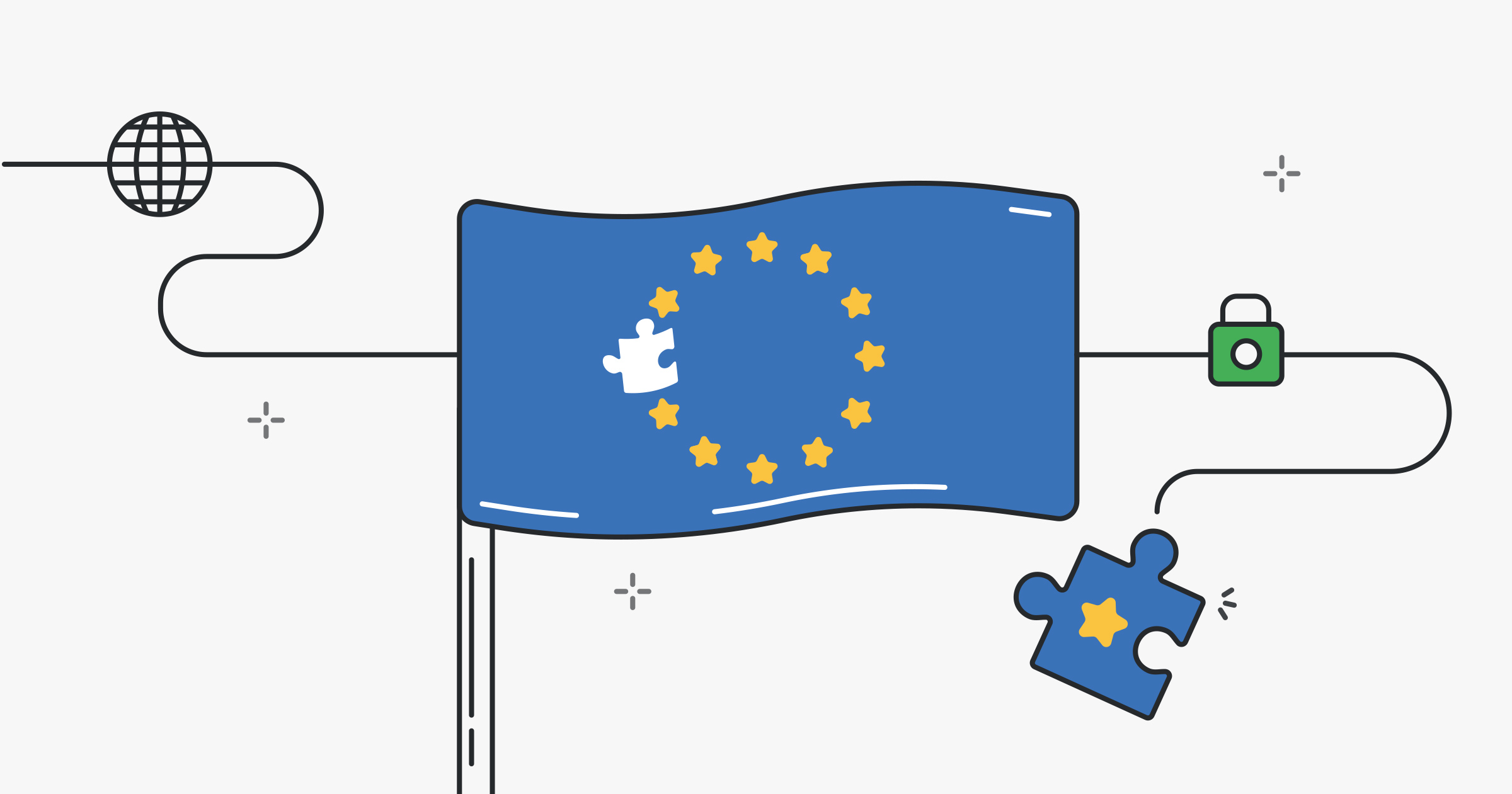 Guide to GDPR for USA and Other Non-EU Sales Teams