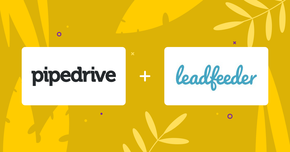 Pipedrive Leadfeeder