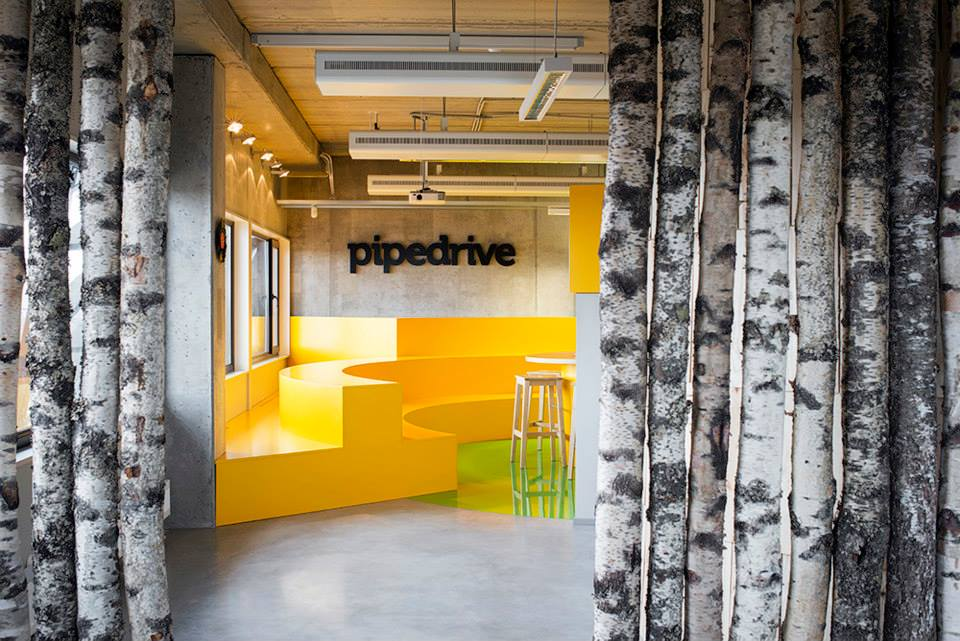 Pipedrive's Tallinn Office