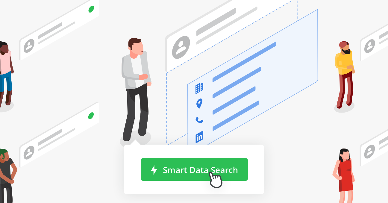 Get to Know Your Leads with Smart Contact Data